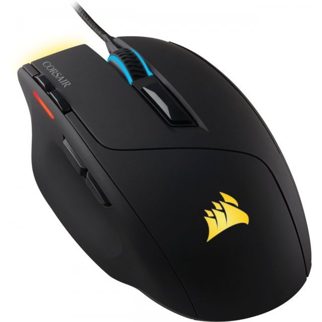 Corsair Gaming Sabre 2016 RGB Optical Mouse, USB