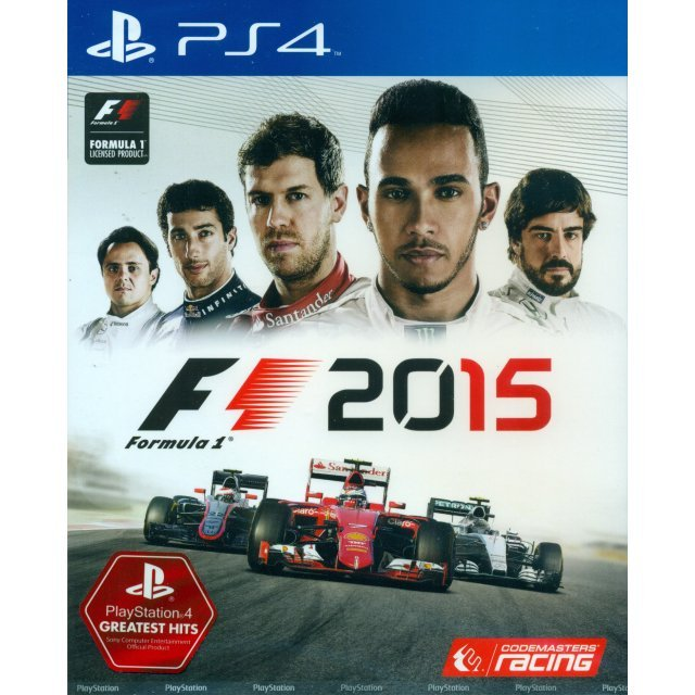 F1 2015 (Greatest Hits)