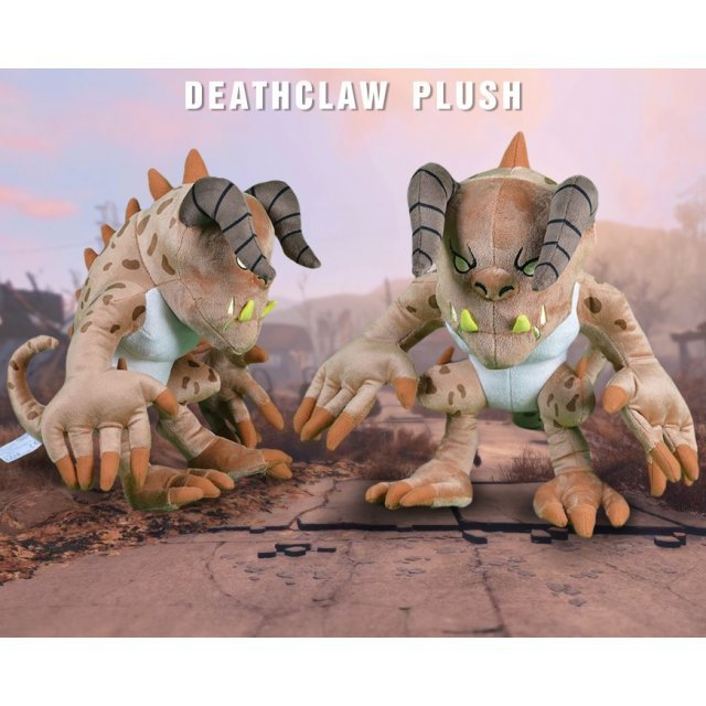 Fallout Plush: Deathclaw