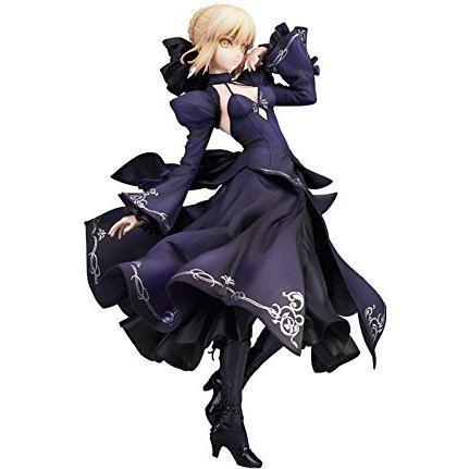 Fate/Grand Order 1/7 Scale Pre-Painted Figure: Saber / Altria Pendragon Alter Dress Ver. (Re-run)