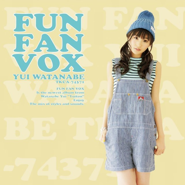 Fun Fan Vox [CD+Blu-ray Limited Edition]
