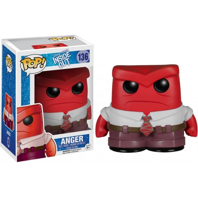 Funko Pop! Inside Out: Anger