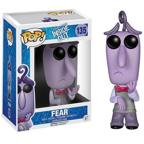 Funko Pop! Inside Out: Fear
