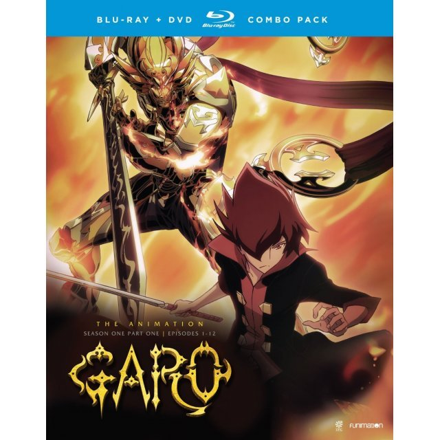 Garo: The Animation - Season 1 [Blu-ray+DVD]