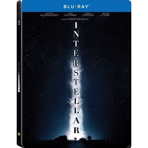 Interstellar [SteelBook Limited Edition]