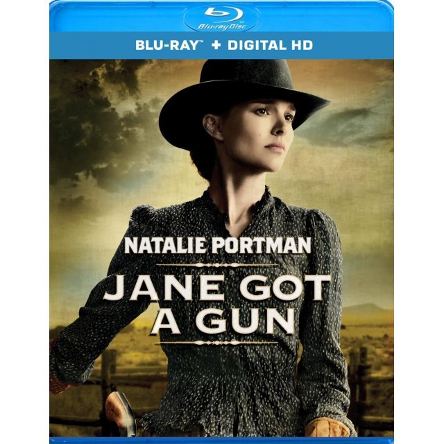 Jane Got a Gun [Blu-ray+Digital HD]