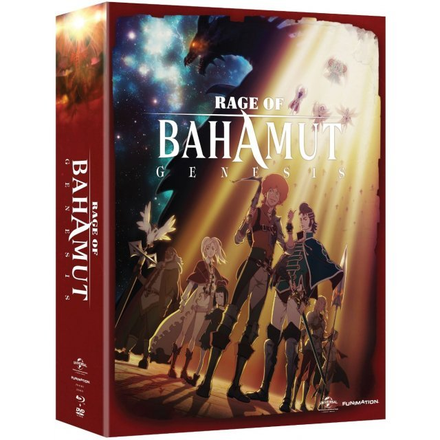 Rage of Bahamut: Genesis - Season One (Limited Edition)