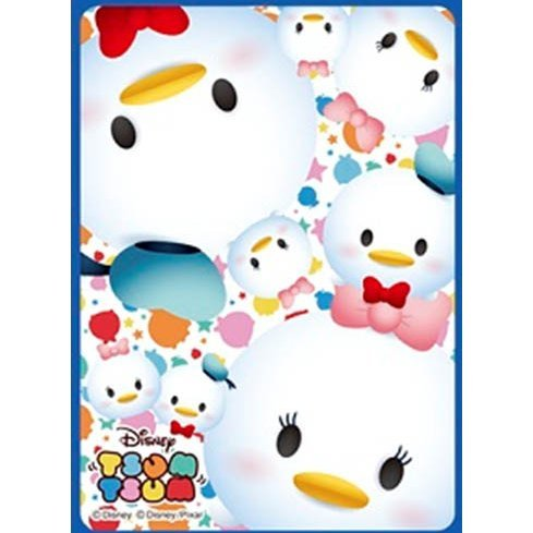 Disney Tsum Tsum Sleeve Collection Mat Series No. MT190: Donald & Daisy