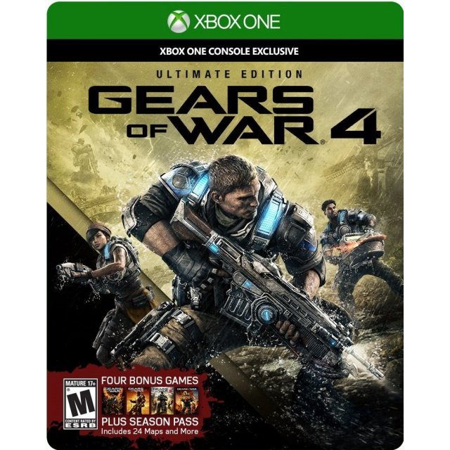 Gears of War 4 [Ultimate Edition]