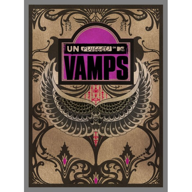 Mtv Unplugged: Vamps  [Blu-ray+SHM-CD Limited Edition]