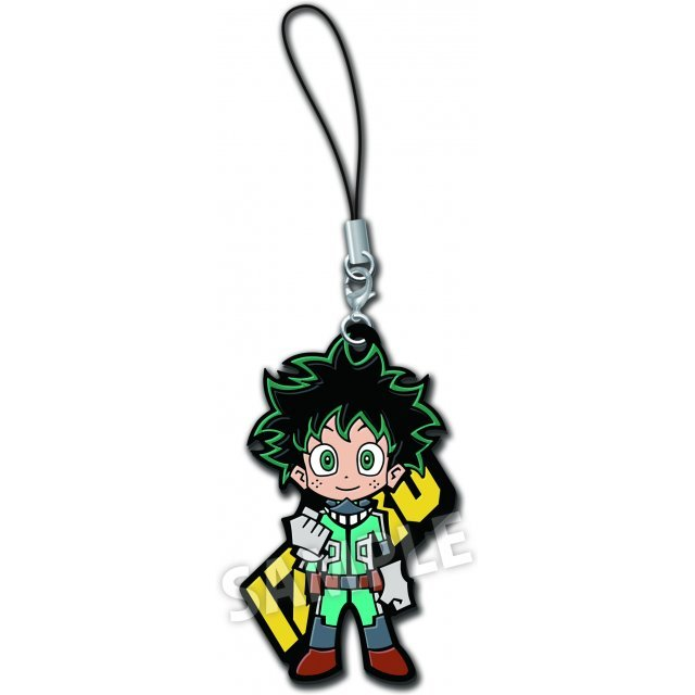 My Hero Academia Rubber Mascot: Midoriya