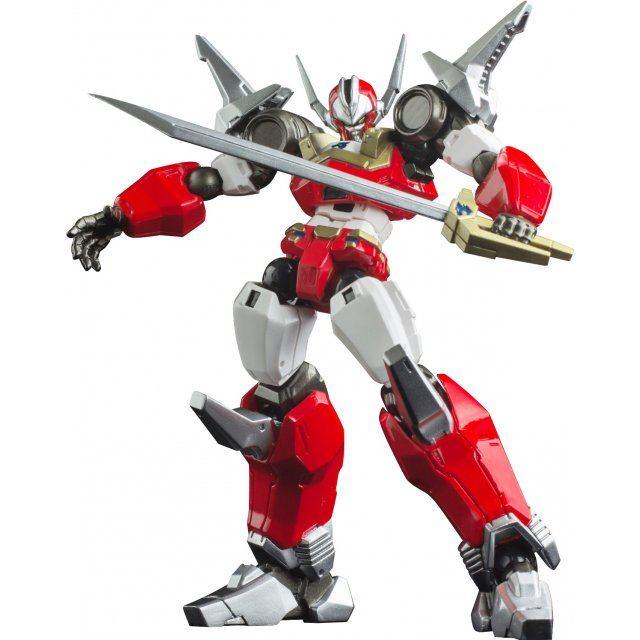 Vulcanlog 014 Machine Robo Revenge of Cronos: Baikanfu