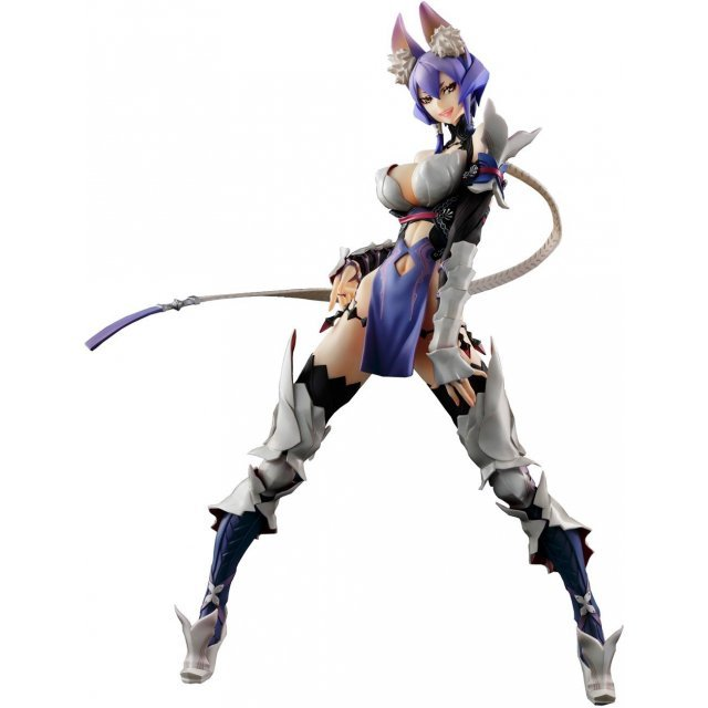 7th Dragon III Code VFD 1/7 Scale Pre-Painted Figure: Rune Knight (Urie)
