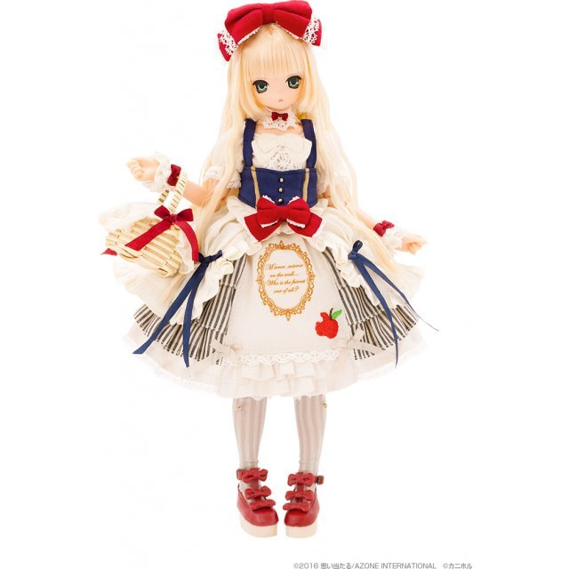 EX Cute Family 1/6 Scale Fashion Doll: Fairyland / Snow White Aika