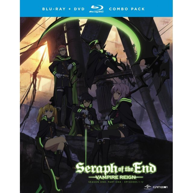 Seraph of the End: Vampire Reign - Season 1 Part 1