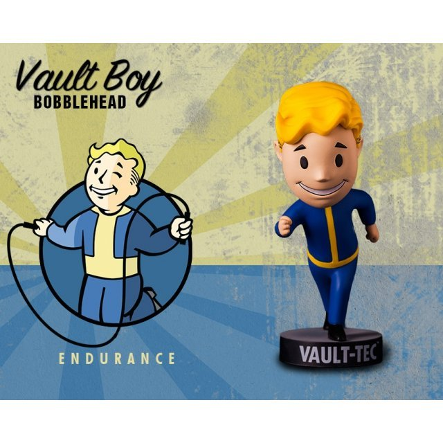 Fallout 4 Vault Boy 111 Bobbleheads Series One: Endurance