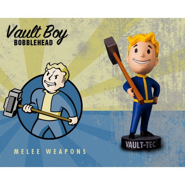 Fallout 4 Vault Boy 111 Bobbleheads Series One: Melee Weapons