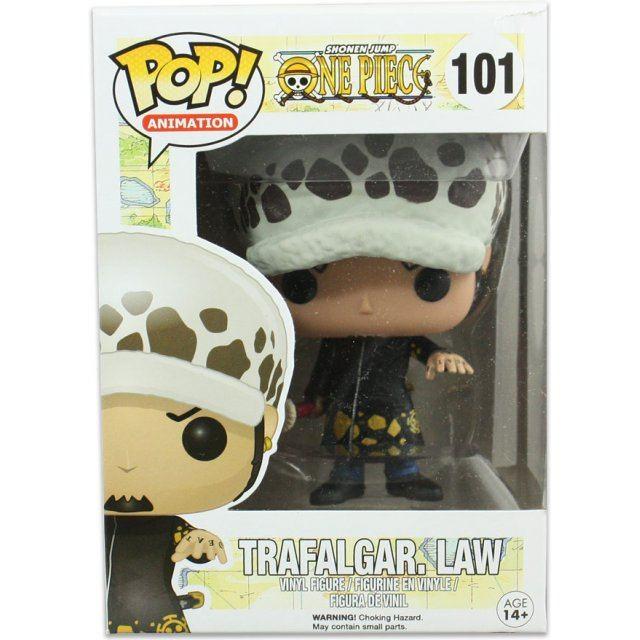 figurine pop trafalgar law