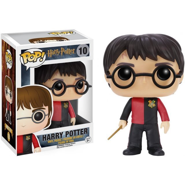 Funko Pop! Movies Harry Potter: Harry Potter Triwizard Tournament