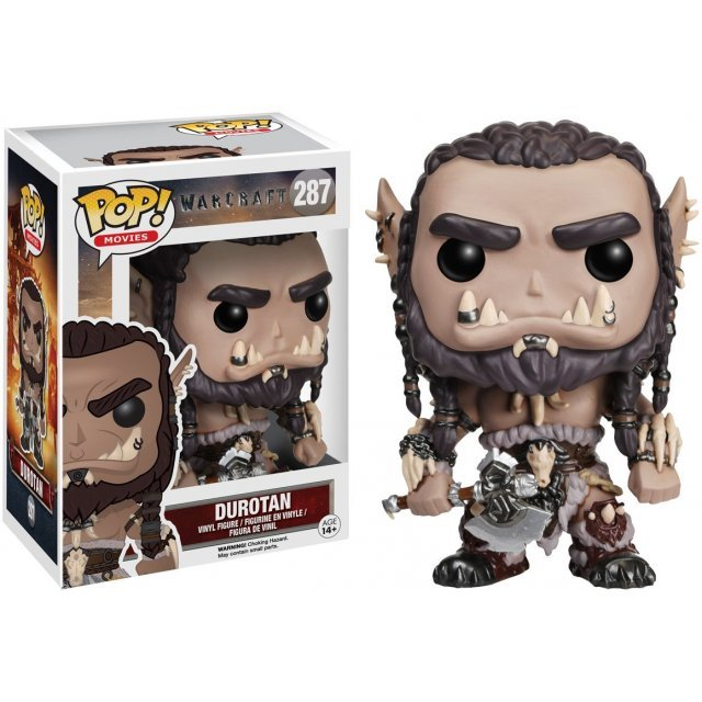 Funko Pop! Movies Warcraft: Durotan