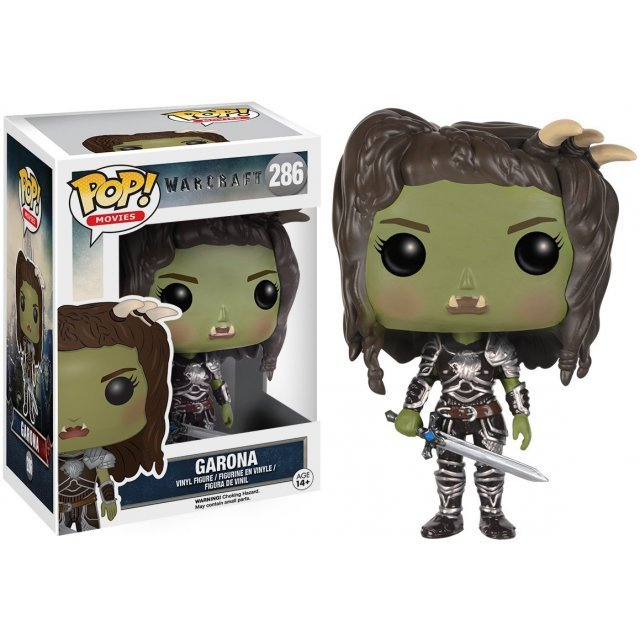 Funko Pop! Movies Warcraft: Garona