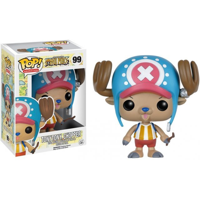 Funko Pop! Anime One Piece: Tony Tony Chopper