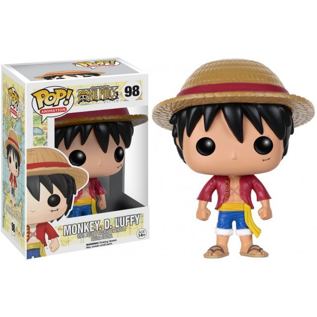 Funko Pop! Anime One Piece: Monkey D. Luffy