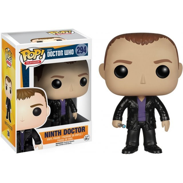 Funko Pop! Television Doctor Who: Ninth Doctor