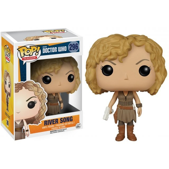 Funko Pop! Television Doctor Who: River Song