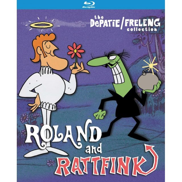 Roland and Rattfink: The DePatie-Freleng Collection