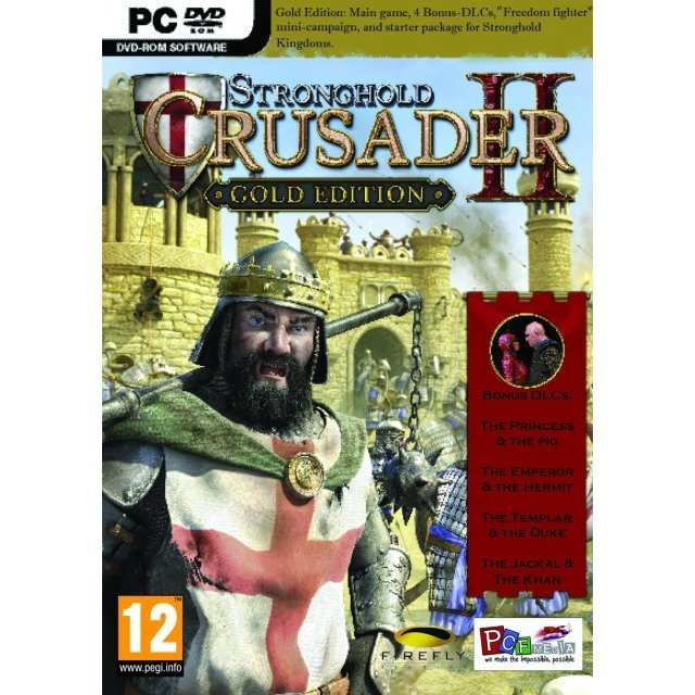 Stronghold: Crusader II Gold (DVD-ROM)