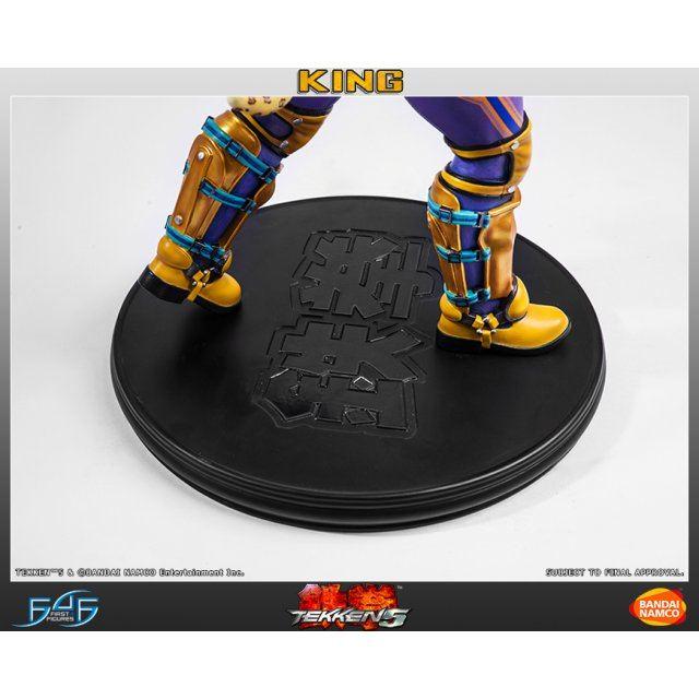 Tekken 5 1/4 Scale Statue: King II