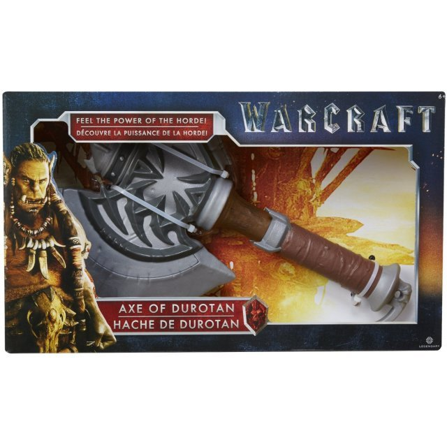 Warcraft Toy: Axe of Durotan
