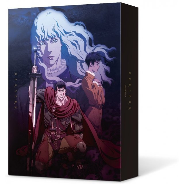 Berserk The Golden Age Arc Blu-ray Box