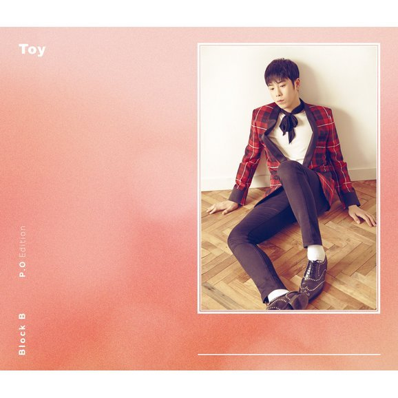 Toy (Japanese Version) [CD+DVD Limited Edition P.O Edition]
