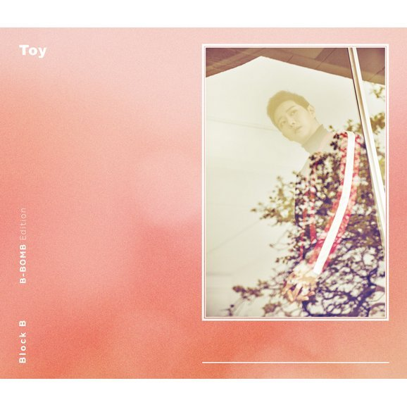 Toy (Japanese Version) [CD+DVD Limited Edition B-Bomb Edition]
