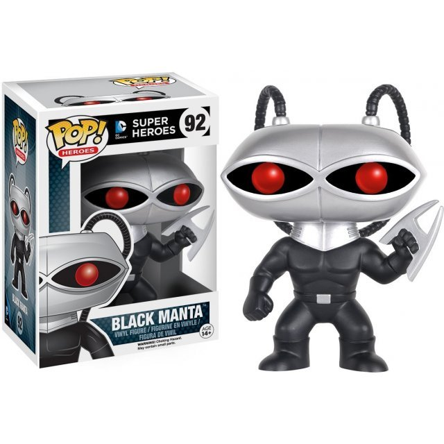 Funko Pop! Heroes: Black Manta