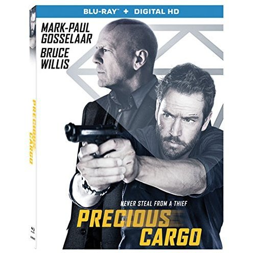 Precious Cargo [Blu-ray+Digital HD]
