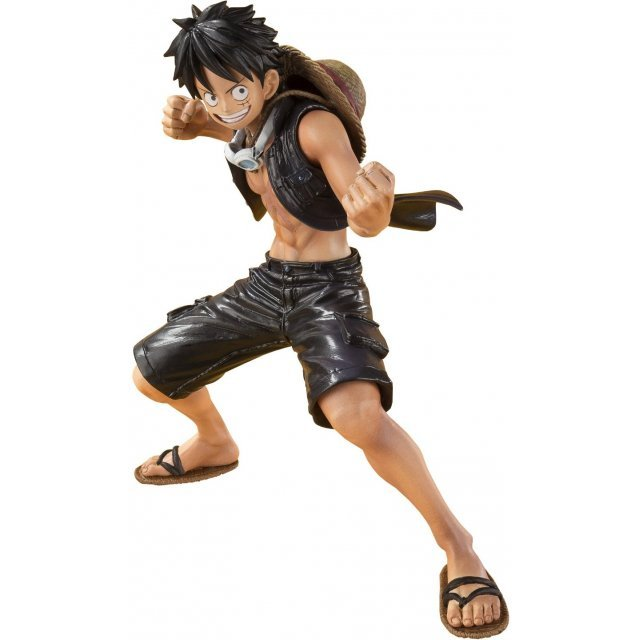 Figuarts Zero One Piece: Monkey D. Luffy -One Piece Film Gold Ver.-