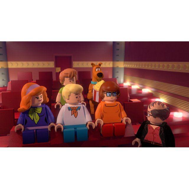 Lego: Scooby-Doo! Haunted Hollywood [Blu-ray+DVD+Digital HD]