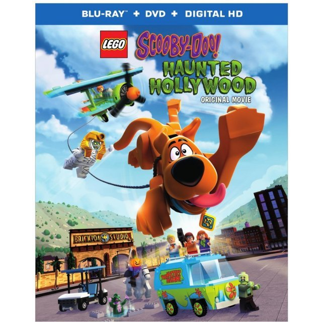 Lego: Scooby-Doo! Haunted Hollywood [Blu-ray+DVD+Digital HD]