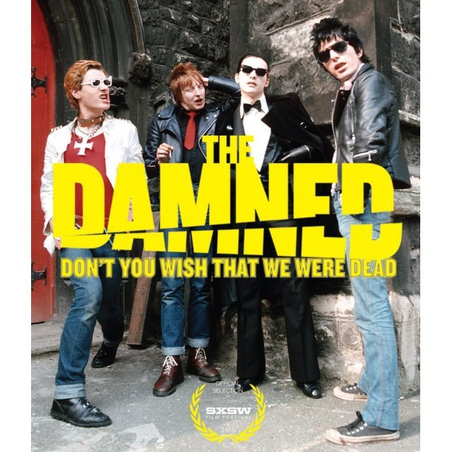 The Damned - Don't You Wish That We Were Dead? [Blu-ray+DVD]
