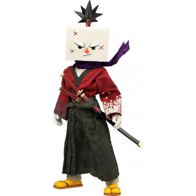 Threezero Meets Devilrobots 1/6 Scale Collectible Figure: Samurai To-fu
