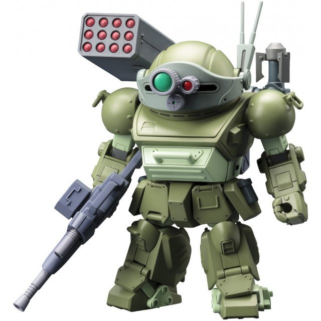 D-Style Armored Trooper Votoms: Scope Dog Berkoff Squad Type
