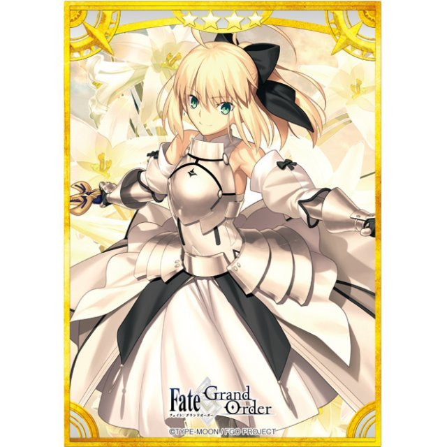 Fate/Grand Order Character Sleeve: Saber / Altria Pendragon Lily