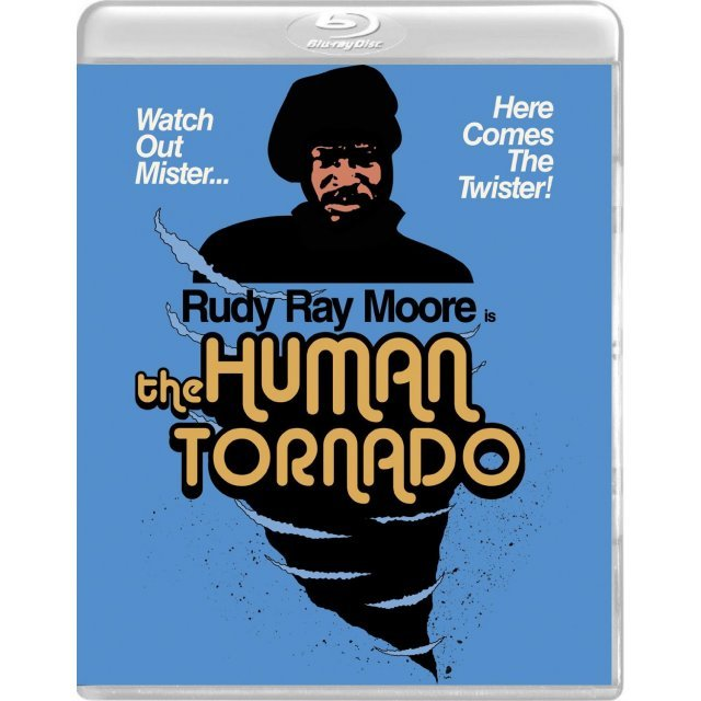 The Human Tornado [Blu-ray+DVD]