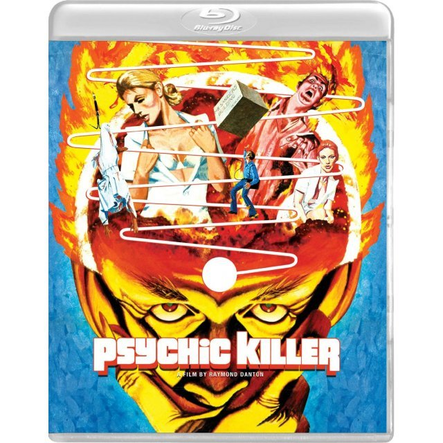 Psychic Killer [Blu-ray+DVD]