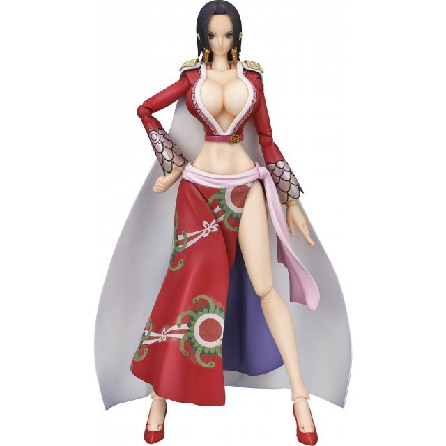 Variable Action Heroes One Piece Pre-Painted Action Figure: Boa Hancock
