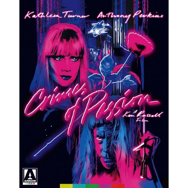 Crimes of Passion [Blu-ray+DVD]
