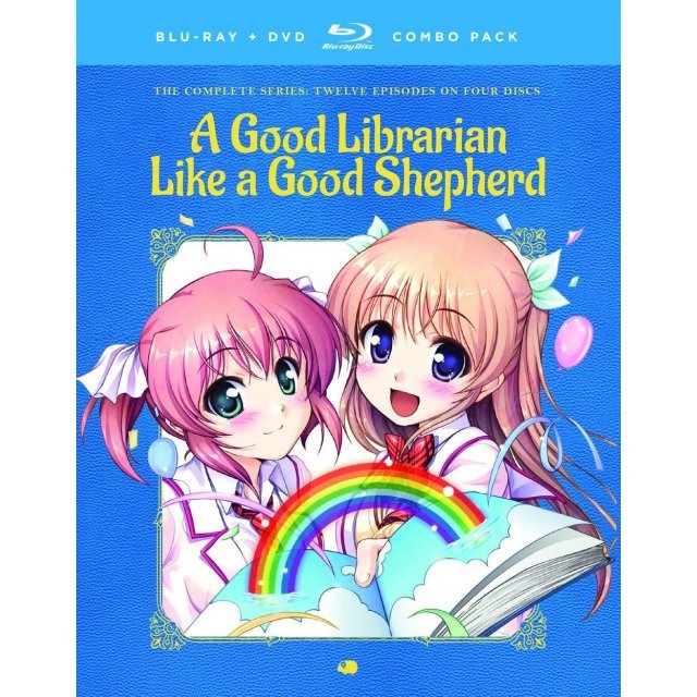 A Good Librarian Like Good Shepherd: Complete Series [Blu-ray+DVD]